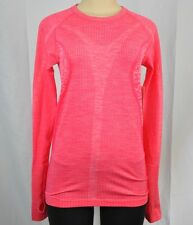 NWT Lululemon Rest Less Pullover Heathered Boom Juice HBJC Sz 4 Long Sleeve Top