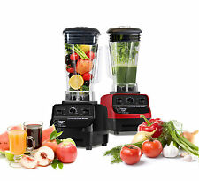 1500W Commercial Blender Food Processor Mixer Processor 2L Smoothie Ice Blender