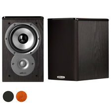 "Polk Audio TSi100 2-Way Bookshelf Speakers with 5-1/4"" Drivers"