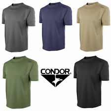 2 x CONDOR MAXFORT UNDER ARMOUR TRAINING QUICK DRY WORKOUT TACTICAL UNDER SHIRT