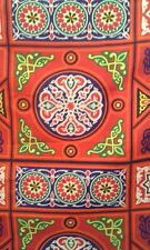 Traditional Oriental Egyptian Arabic Wall Hanging deco Tent Fabric Table cloth