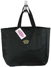 Royal Tote Bag King Queen Prince Princess Crown Beauty Fairy Tale Monogram NWT