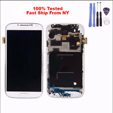 OEM For Samsung Galaxy S4 i337 LCD Display Touch Screen Digitizer Frame w/ tools
