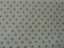 Ditsy Floral Fabric Multi-Colour 100% Cotton Quilting Dressmaking Craft