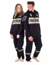 PENRITH PANTHERS NRL TEAM ADULT ONESIE FOOTBALL FOOTYSUIT UNISEX PYJAMAS