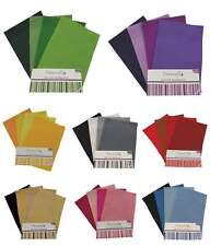 Dovecraft 8 x A4 Felt Multipacks Assorted Colours Your Choice New Free P & P