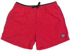 NEW Mens Beach Swimsuit Board Shorts Losan Fast Drying Swimwear RED M-4XL