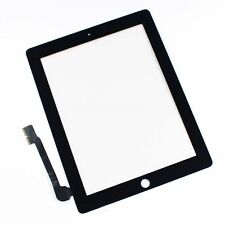 New Glass Touch Screen Digitizer Home Button Assembly For iPad 3 3rd Gen Black