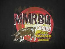 MMRBQ Concert May 23, 2010 (LG) T-Shirt ALICE IN CHAINS STONE TEMPLE PILOTS FUEL