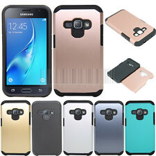 Hybrid Shockproof Dual Layer Case Protective Cover For Samsung Galaxy Express 3