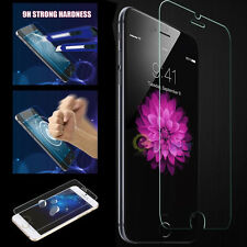 Genuine Tempered Glass Film LCD Screen Protector for iPhone 5 5C 5S SE 6 6s Plus
