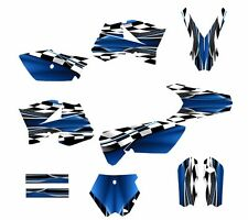 KTM SX 85 SX105 graphics kit 2006 2007 2008 2009 2010 2011 2012 #2500 Blue