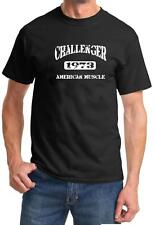 1973 Dodge Challenger American Muscle Car Classic Design Tshirt NEW