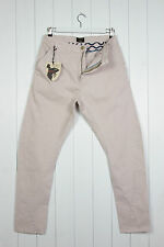 NEW VIVIENNE WESTWOOD ANGLOMANIA X LEE CHINOS JEANS ENGINEERED L32/L34 All Sizes