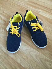 Mens Ladies Orthopaedic Diabetic Shock Absorbing Trainer Lace up Shoe Roshe Size
