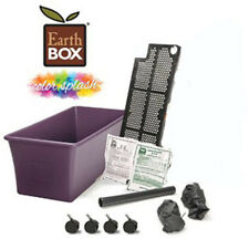 Eggplant EarthBox Ready-to-Grow System - Planter Gardening + Organic Option