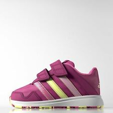 Adidas Training Snice 4 Kids Infants Shoes S31596 Pink Sporty Trainers
