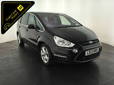 2013 FORD S-MAX TITANIUM TDCI DIESEL AUTO 7 SEATER 1 OWNER FULL HISTORY FINANCE