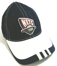 BROOKLYN NETS - Youth size  (21 inches)  fitted cap / hat - ADIDAS NBA