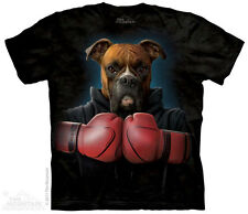 Boxer Rocky The Mountain Adult Size T-Shirt