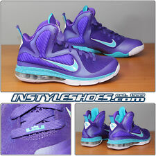 Nike Lebron 9 IX Sz 9 DS Summit Lake Hornets Air Max 469764-500