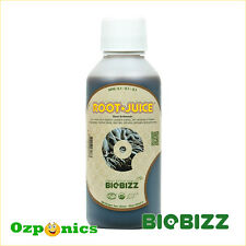 BIOBIZZ ORGANIC NUTRIENTS Root Juice Bio Bizz Stmulant Enhancer (250ml/1L/5L)