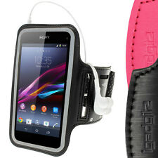 Running Jogging Sports Armband for Sony Xperia Z3 Compact D5803 5834 Fitness Gym