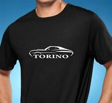 1972 Ford Torino Classic Muscle Car Tshirt NEW FREE SHIPPING