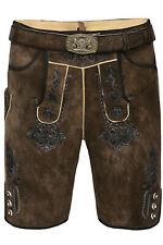 LEATHER BAVARIAN LEDERHOSEN