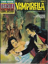 Vampirella #22 - March 1973 Issue - Warren Magazine - Grade Fine