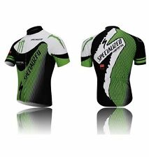 2016 Cycling Short Sleeve  jersey Jacket Shorts Outdoor Bicycle Wear GREEN