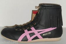 ASICS Onitsuka Tiger Women's Mexico Mid Boots Leather Sneakers NIB sz US 7.5-11