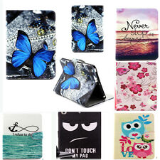 For Apple  iPad2 3 4 Air1/2 Mini 123 Case Cover  Magnetic Flip PU Leather stand