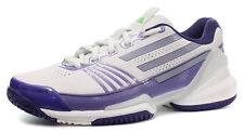 NEW adidas adizero Feather Womens Ultra-Light Tennis Shoes G42736 White Purple
