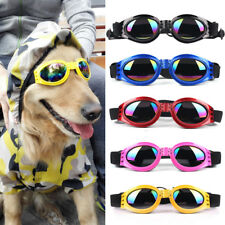 Vogue Pet Dog Goggles UV Sunglasses Sun Glasses Eye Wear Protection Water-Proof
