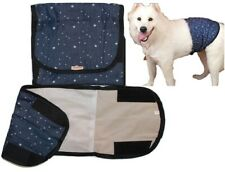 For LARGE Big Dog Diaper Male Boy BELLY BAND Waist Wrap Width Reusable Washable