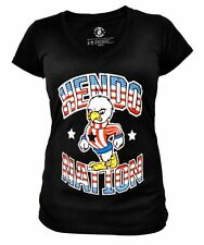 Clinch Gear Brand Hendo Nation official Dan Henderson UFC Women's V-neck tee