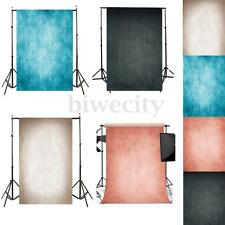 3x5FT Light Color Old Photography Backdrop Background Photo Studio Props New