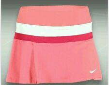 NWT Nike Women's Pleated Knit Tennis Skirt with Built-in Shorts Size XL