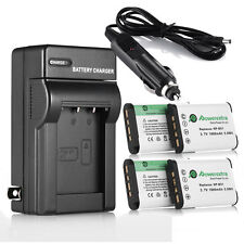 NP-BX1 NPBX1 Battery For Sony Cyber-shot DSC-RX100 II HX300 AS100V & Charger