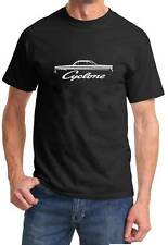 1964 Mercury Cyclone Classic Outline Design Tshirt NEW