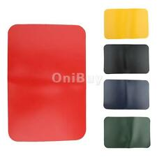 Inflatable RIB Dinghy Boat PVC Repair Patch - RED/YELLOW/BLACK/BLUE/ARMY GREEN