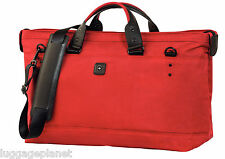 Victorinox Lexicon Weekender Deluxe Carry-All Satchel Duffel Bag