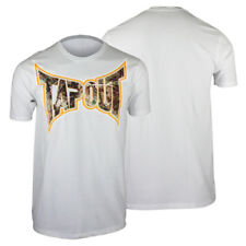 Tapout Dynasty T-Shirt (White) - mma ufc street
