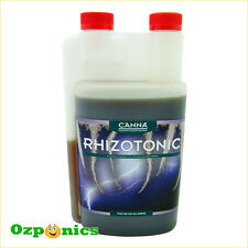 CANNA ADDITIVES NUTRIENTS RHIZOTONIC (250ML/1L) FOR HYDROPONICS FREE SHIPPING