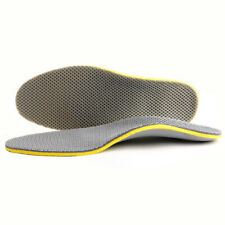 Pair Footful Arch Support Orthotic Shoe Insoles Inserts Cushion Heel Pad 3D