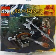 LEGO THE LORD OF THE RINGS - URUK HAI WITH BALLISTA POLYBAG FIGURE - SEALED