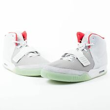NIKE AIR YEEZY 2 NRG WOLF GREY PURE PLATINUM 508214 010 KANYE WEST DEADSTOCK 4J3