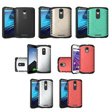 Dual Layer Hard PC Cover + TPU Case Hybrid Defender Protective Case WS