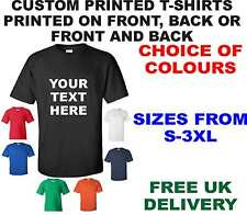 Custom Personalised Design your own Stag Hen Party Holiday T Shirt
